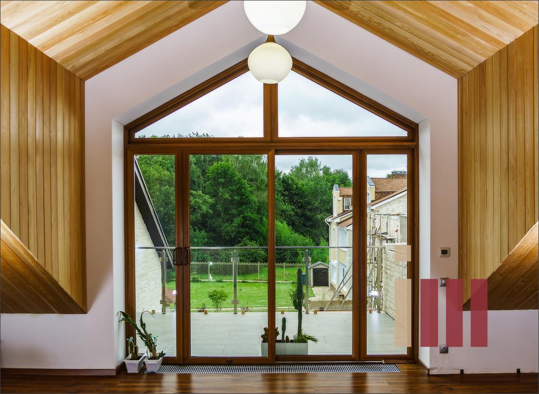 10 Преимуществ раздвижных дверей из стеклокомпозита.