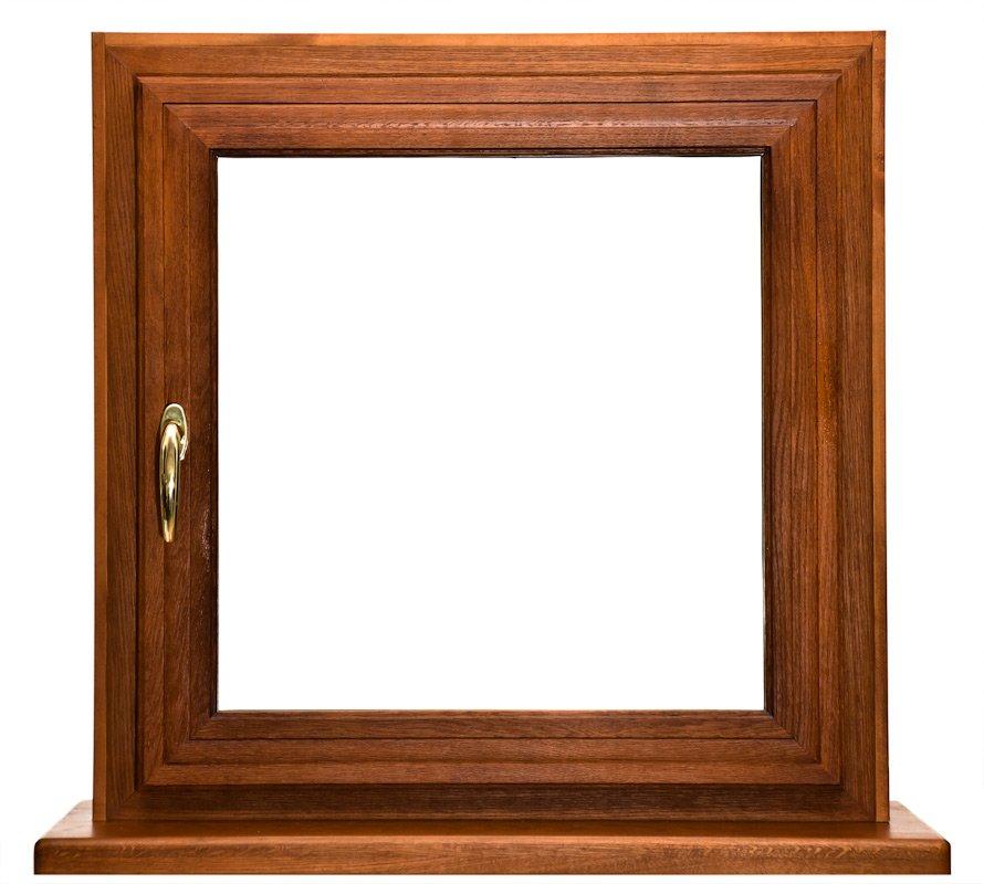 Окна как деревянные но лучше