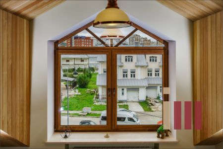Окна для детской комнаты