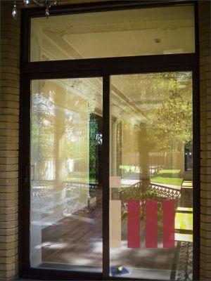 Раздвижные двери в загородном доме